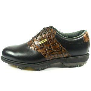 Footjoy Dryjoys Leather Golf Shoes